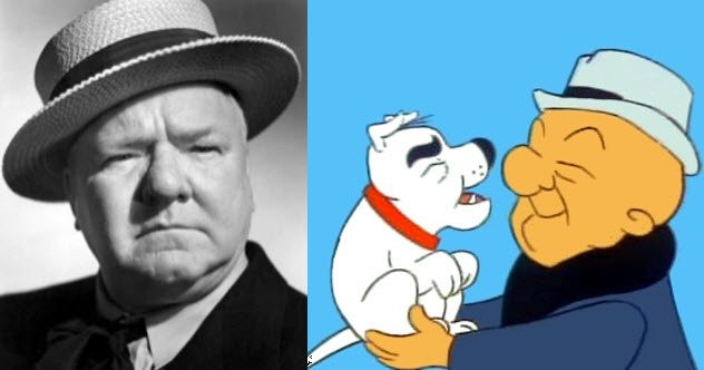 W.C Fields - Mr. Magoo